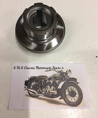 Bsa A7, A10, Rgs 4 Spring Clutch Hub Adaptor (42-3170) Made In England
