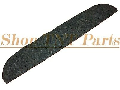 1962-1965 Nova Package Tray Insulation Jute Chevy II Chevrolet