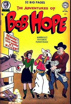 Adventures of Bob Hope issues 1-109 1950-1968 on dvd Golden Age