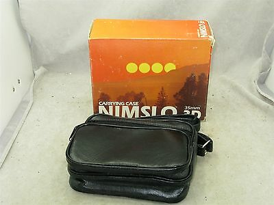 Nimslo Carrying Case  in the box for Nimslo 35mm 3D Camera