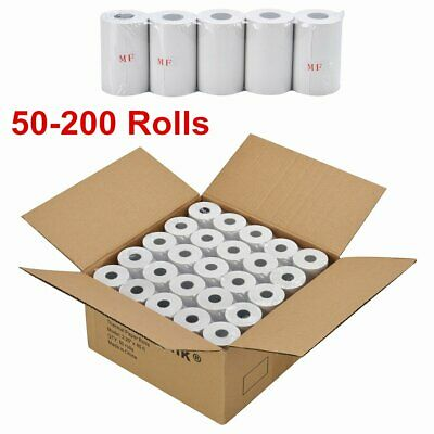 """2 NEW ROLLS *FREE SHIPPING* DATAPARK DP7001 2 1//4/"""" x 675/' THERMAL RCPT PAPER"""
