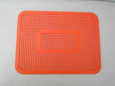 VTG A & W Root Beer Rubber Tray Mat NOS LAST ONE!
