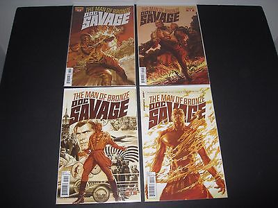Dynamite Doc Savage Comic Book Collection #1 +  Lot Of 9 Comics