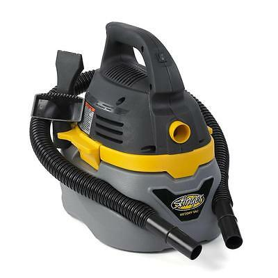 Portable 2.5-Gallon Corded Compact Filtered Wet Dry Vac Vacuum Cleaner New