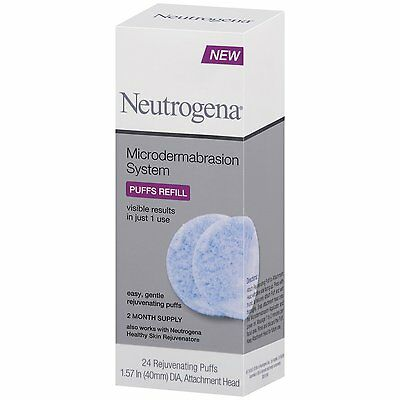 Neutrogena Microdermabrasion Système 24 Coussinets Recharge