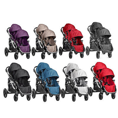Baby Jogger City Select Second Seat 8 Color Choose **Brand New ** Free Shipping