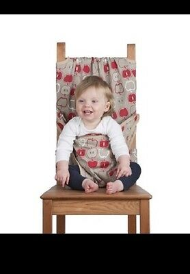 Totseat Washable Squashable Dining High Chair Seat