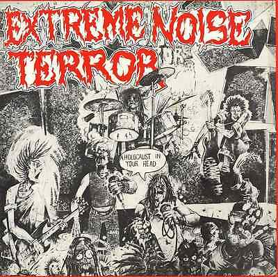 Extreme Noise Terror - Holocaust In Your Head LP #106640