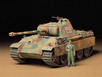 Tamiya 35170 1/35 Panther Type G Early Version Model Kit