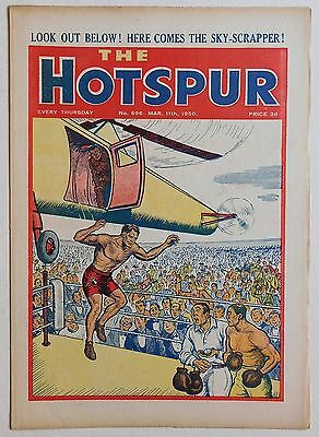 THE HOTSPUR #696 - 11th March 1950