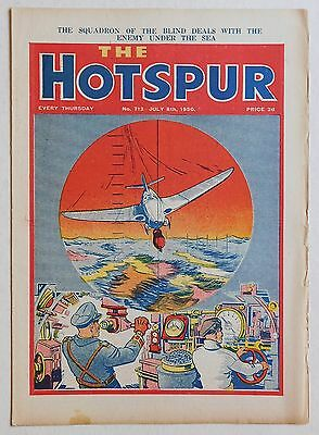 THE HOTSPUR #713 - 8th July 1950