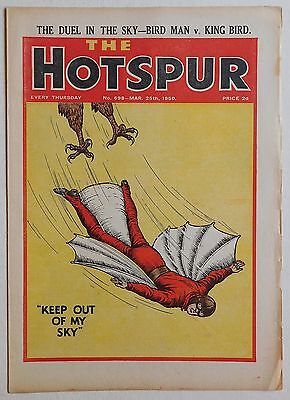 THE HOTSPUR #698 - 25th March 1950