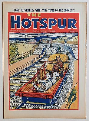 THE HOTSPUR #703 - 29th April 1950