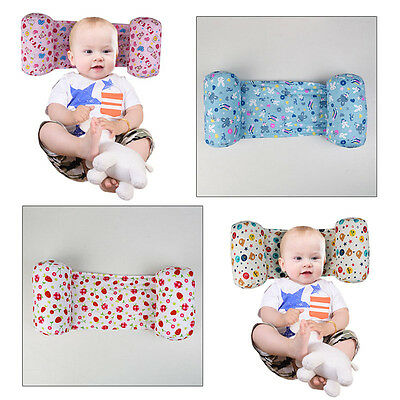 Newborn Infant Anti Roll Sleep Prevent Flat Head Pillow Baby Positioner Cushion