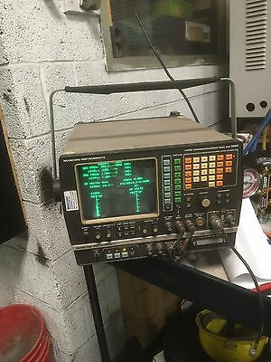 Marconi 2955 Radio Communications Test (with 2597A)