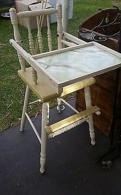 Antique / Vintage High Chair