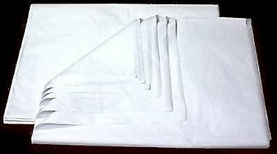 20 x 30 WHITE TISSUE PAPER-2 Reams 960 Sheets NEW