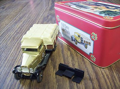 Texaco 1930 Chevy Sta Truck In Tin Box Second Owner  But New
