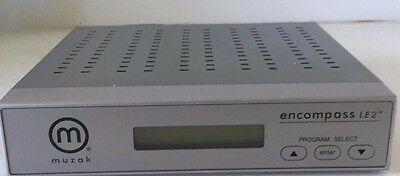 Muzak Encompass LE2 - Digital Satellite Receiver for Music On Hold
