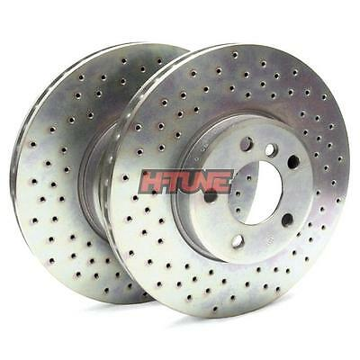 Genuine Honda Front Disc Brakes (Pair) - Civic Type-R FK2