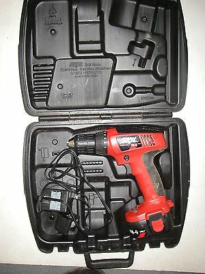 Skil 14.4 volt variable speed battery operated drill
