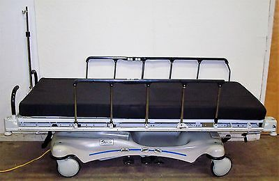 Stryker 1550 Emergency Department/PACU Electric Stretcher Synergy Series