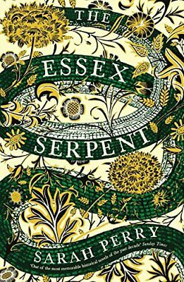 The Essex Serpent by Sarah Perry New Paperback Book