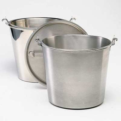 58030 Tapered Pail Cover 304SS