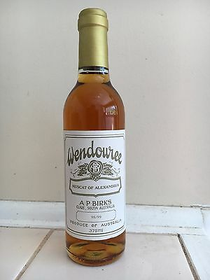 Wendouree Muscat of Alexandra 375ml