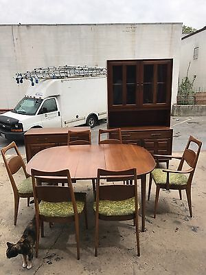 Vintage Heywood Wakefield Dining Room Set