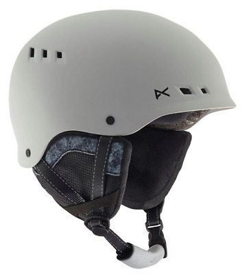 Anon Talan Backlash Gray Mens 2017 Helmet Snow Ski Snowboard Free Post Australia