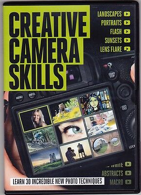 Digital Camera World DVD ROM   CREATIVE CAMERA SKILLS  Expert Advice in 30 Areas