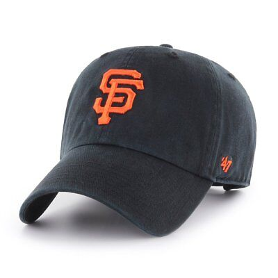 47 Brand Relaxed Fit Cap - MLB San Francisco Giants noir