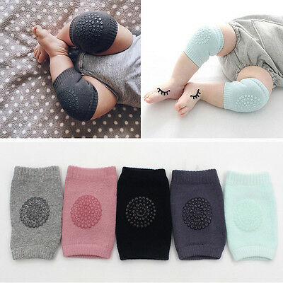 Kids Safety Crawling Elbow Cushion Infants Toddlers Baby Knee Pad Pads Protector