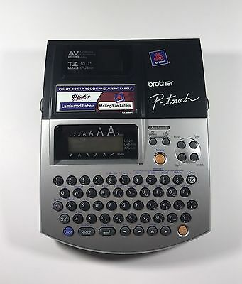 Brother P-Touch Thermal Label Printer PT-2600/2610 w/ Label Tape