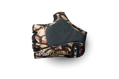 Brand New ProTx ASAT Camo - Full Kevlar Armored hand guard archery glove.
