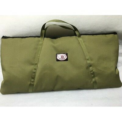 Double D Leather Carry bag for SDC 2300- Gold / Metal Detector