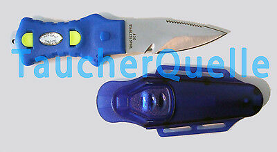 Wet&Dry BC Knife / Divers Knife - handliches Jacket Messer - Klinge, 8 cm