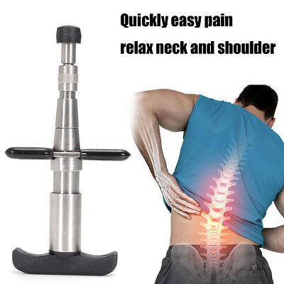 Back Massage Portable Chiropractic Adjusting Tool Spine Activator Single Head