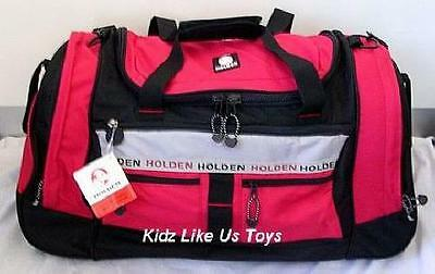 ~ Holden - LARGE OVERNIGHT/ DUFFLE BAG on WHEELS TRAVEL LUGGAGE