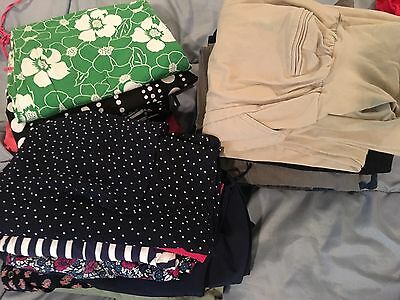 Maternity Summer Lot Large And XL Free Shipping!