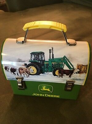 John Deere Miniature Lunchbox.