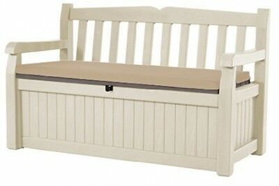 Water Resistant 2 Seater Floor Bench Pad ONLY for Iceni and Eden Garden Storage