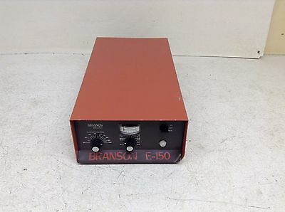 Branson E-150C 120 VAC Weld Control Power Supply E150C (TSC)