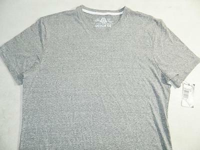 American Rag Men's Short Sleeve T Shirt Cotton Gray NWT Size M