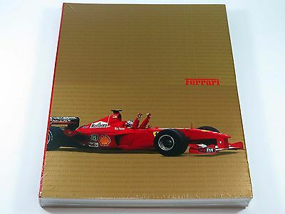 Original Ferrari Factory Yearbook Annual Book Brochure 2000 SEALED