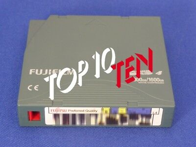 Fujifilm 48185 LTO-4 Ultrium Datenkassette 800GB / 1600GB Refurbished Data Tape