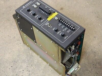 Allen Bradley 8000PG2 Power Supply Module