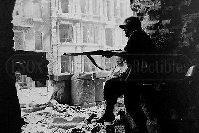 Warsaw Uprising 1944 Polish Soldiers Home Army Poland photo photograph 4x6
