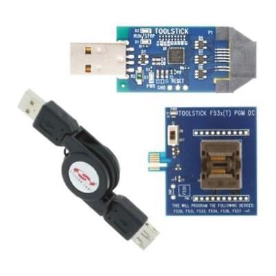 1 x Silicon Labs C8051F91x MCU USB development ToolStick Microcontroller